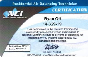 air balancing ryan