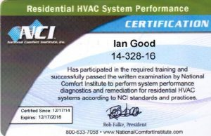system performance ian