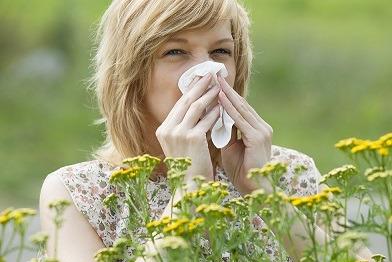 hvac pollen