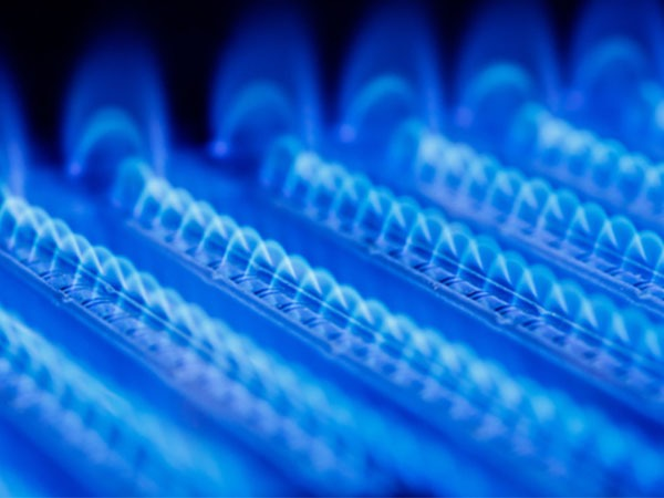 gas heat