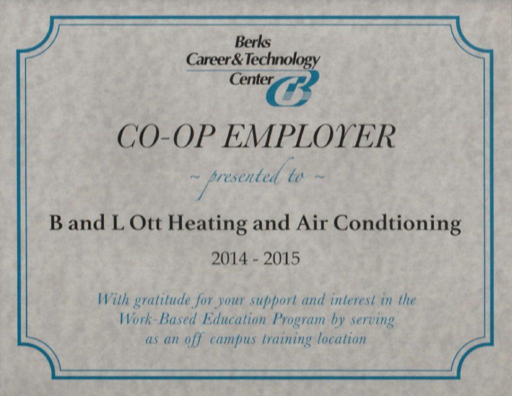 coop employer