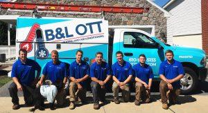 B&L Ott team